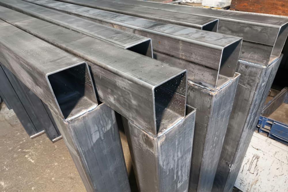 konstrukcje stalowe spawanie