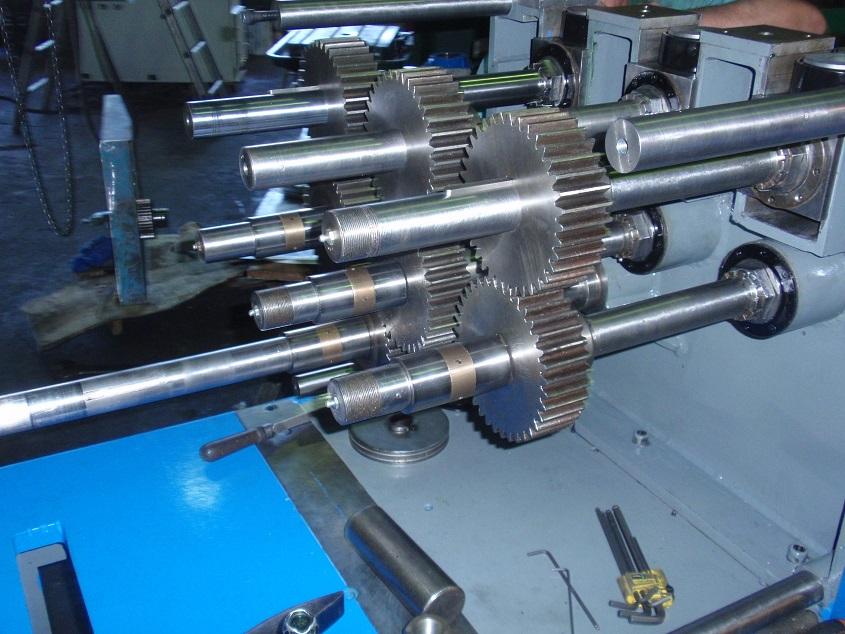 remonty maszyn i urządzeń Śląsk