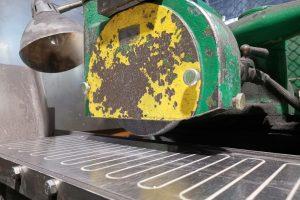 usługi szlifowania metali