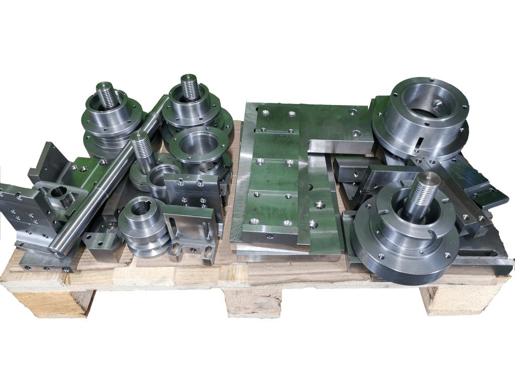 Produkcja maszyn przemysłowych